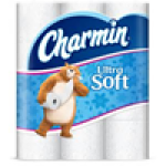 Charmin Ultra Soft Bath Tissue – 2-Ply