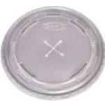 Conex® Translucent Plastic Straw Slot Lid – 12/14 oz